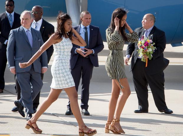 Фото №15 - Детки из золотой клетки: что стало с Малией и Сашей Обама