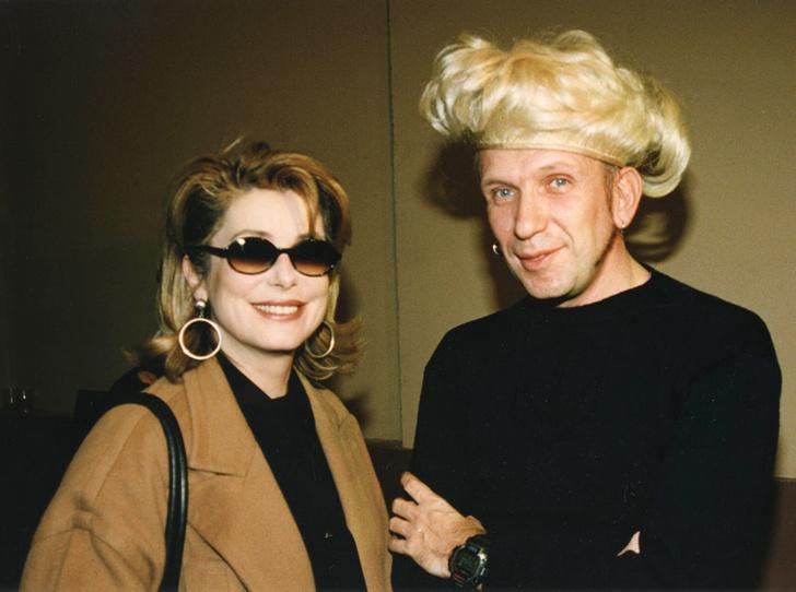 Фото №8 - Жан-Поль Готье: о Мадонне, гомосексуальности и экспериментах в моде
