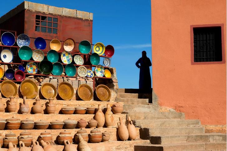 Фото №1 - Марокканская амфора