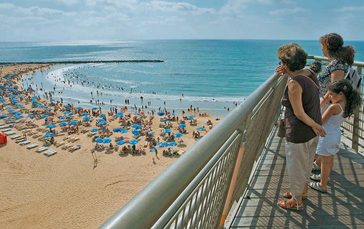 Фото №3 - Израиль: песок обетованный