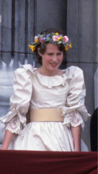 Фото №4 - 40 лет спустя: как сегодня выглядят и живут подружки невесты со свадьбы Дианы и Чарльза