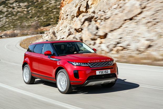 Фото №1 - Range Rover Evoque: дорогое, удовольствие
