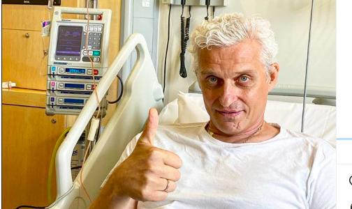 Фото №1 - Бизнесмен Олег Тиньков рассказал об успешной трансплантации костного мозга