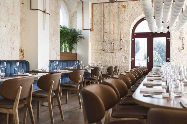 Фото №3 - Ресторан на месте старой электростанции в Италии