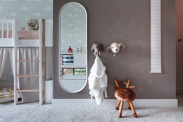 Фото №19 - Элегантная квартира с яркими акцентами в Лондоне