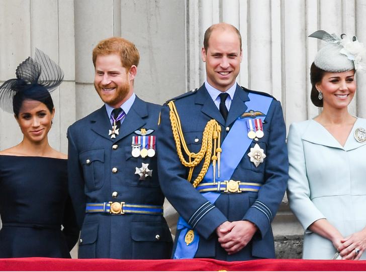 Фото №5 - Диана и Ферги Vs Меган и Кейт: «заклятые подруги» королевской семьи