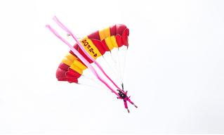 Канадская парашютистка выжила, упав с высоты в полтора километра