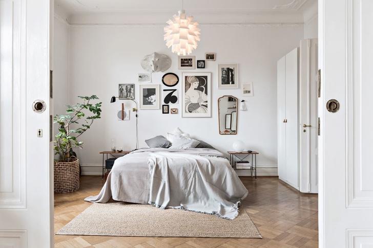 Фото №2 - Уютная спальня: 9 простых идей