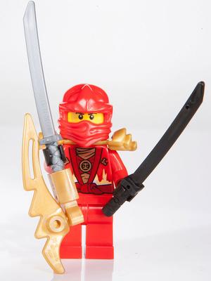 Фото №2 - Вышел в свет февральский номер журнала LEGO NINJAGO