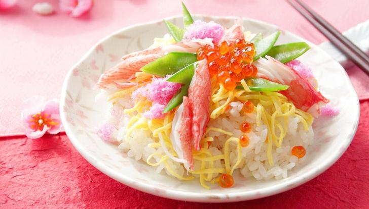 Фото №5 - Ленивые суши по-токийски: оригинальный рецепт