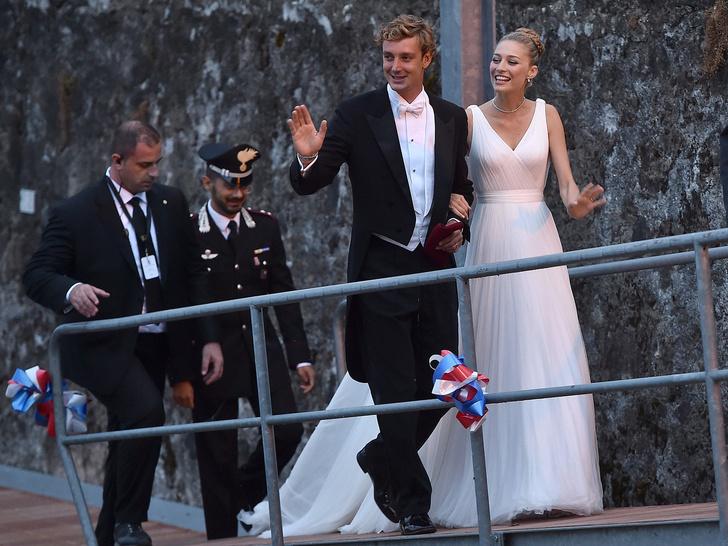 Фото №1 - Прекрасная Беатриче: какой была свадьба самой стильной принцессы Европы