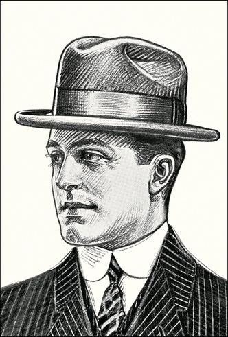 Фото №3 - Почему шляпа «федора»— это модно, и с чем ее носить