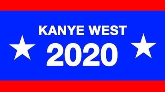 Фото №22 - Канье Уэст пошутил, что собирается баллотироваться в президенты