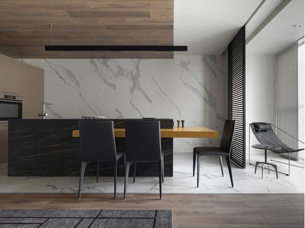 Фото №5 - Светлая квартира 83 м² в новом доме в Саратове