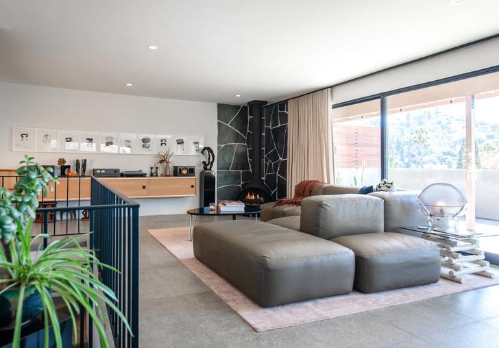 Фото №8 - Дом дизайнера Натана Уоркентина в Калифорнии