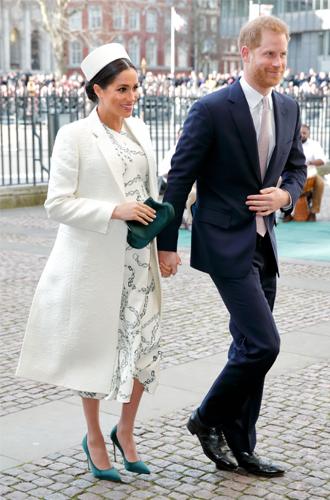 Фото №16 - Стильная беременность Меган Маркл: главные модные предпочтения герцогини