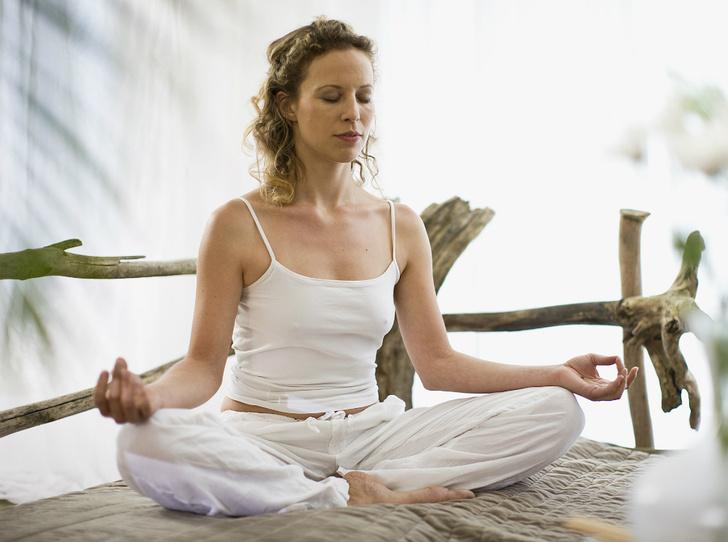 Фото №1 - Как начать медитировать: делаем первые шаги