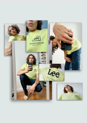 Фото №3 - Любителям денима: H&M и Lee представили совместную коллекцию