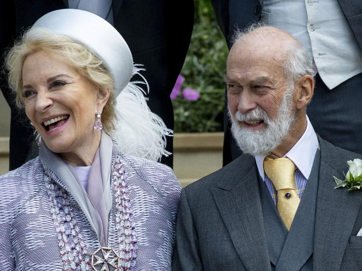 Фото №2 - Неисправимая «виндзорская нахалка»: еще один скандал с принцессой Майкл Кентской