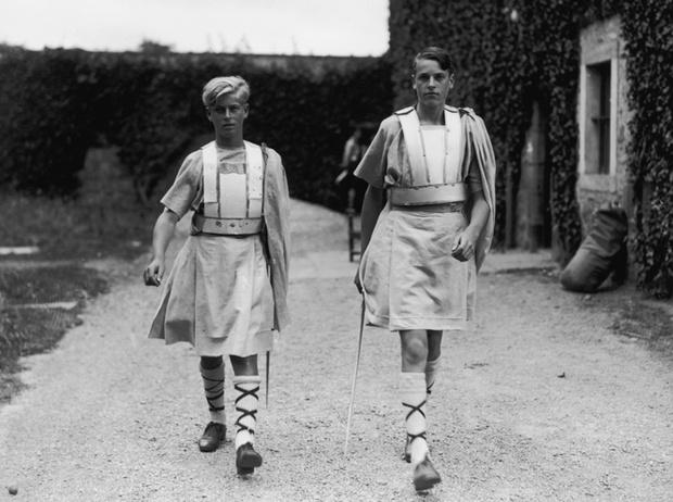 Фото №8 - Молодой принц Филипп: редкие и забытые фото супруга Елизаветы II