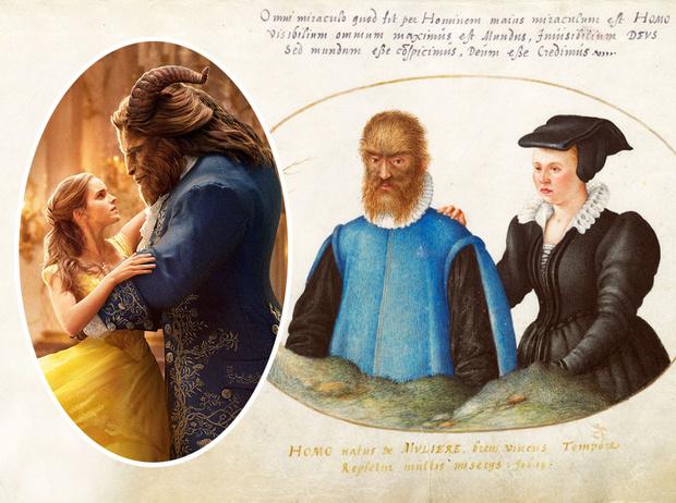 Фото №1 - Сказка и реальность: трагическая история любви Петруса и Катрин Гонсалвус— настоящих Красавицы и Чудовища