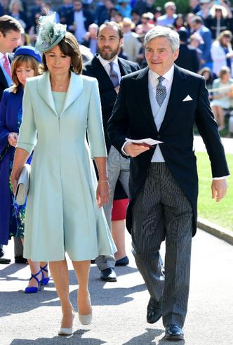 Фото №3 - Почему родителей герцогини Кейт больше не приглашают на важные события