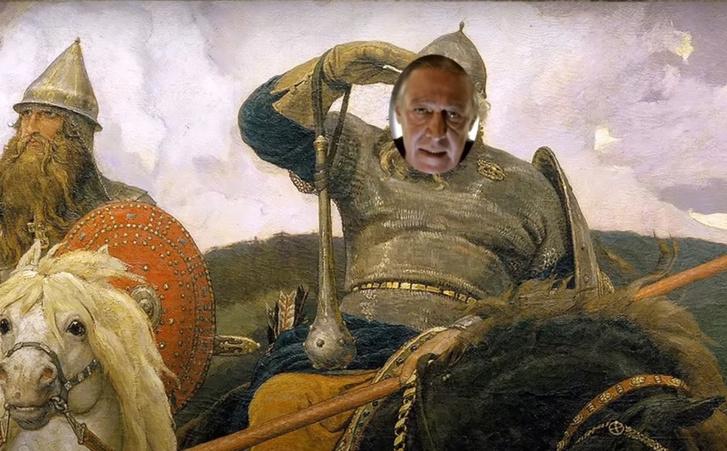 Фото №1 - «Начхай, страна огромная!»: свежий «Господин заразный» Михаил Ефремов из карантина (он же «Гражданин поэт»)