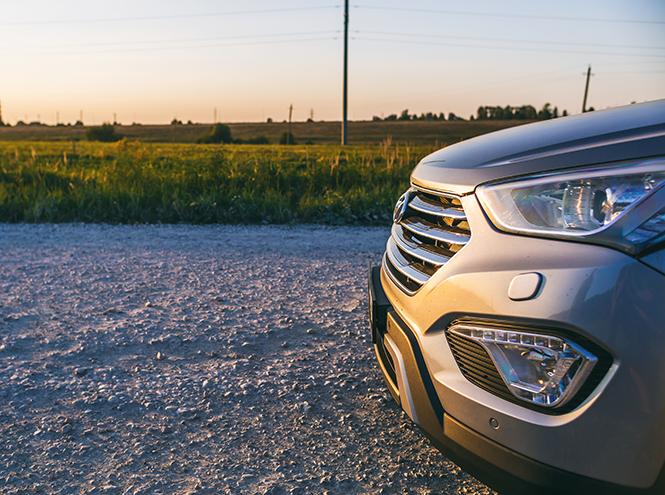 Фото №1 - Для всей семьи: кроссовер Hyundai Grand Santa Fe, в который поместится все