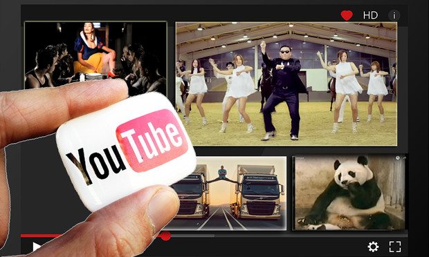 Фото №1 - Сайт недели: сервис показывает, какие видео были самими популярными на YouTube в этот день 10 лет назад