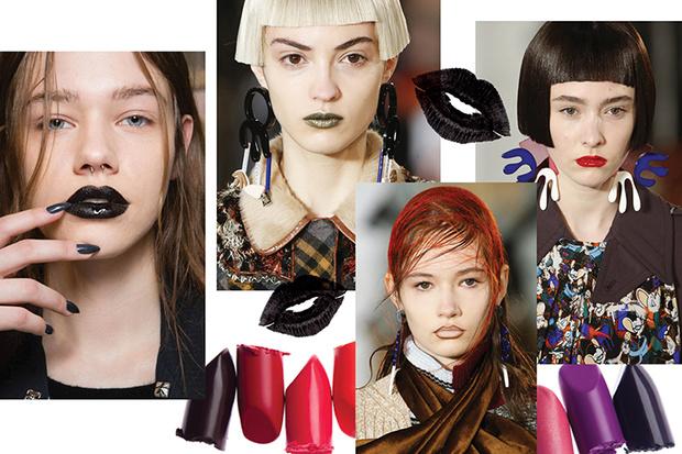 Фото №5 - 8 beauty-трендов с Недели моды в Париже