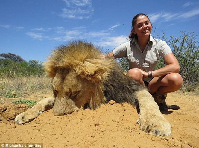 Фото №18 - Убийственная красота: женская охота как тренд
