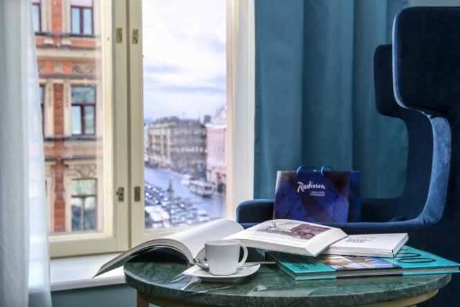 Фото №7 - 6 фактов о Санкт-Петербурге, которые расскажет отель Radisson Royal St. Petersburg