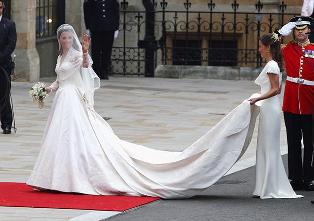 Фото №8 - Факты о свадьбе Кейт Миддлтон и принца Уильяма, о которых вы могли не знать