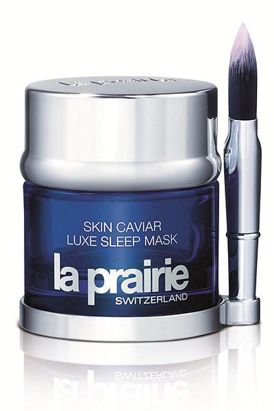маска для лица ночного действия Skin Caviar Luxe Sleep Mask, La Prairie.