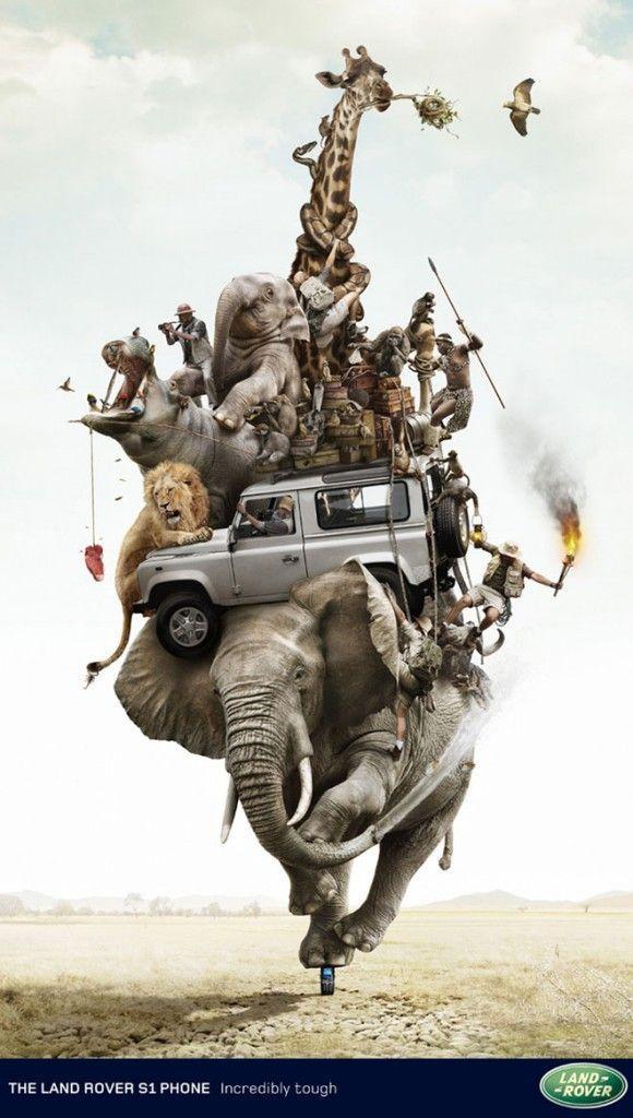 Фото №10 - «Странная, стремная, криповая»— автомобильная реклама, от которой не по себе
