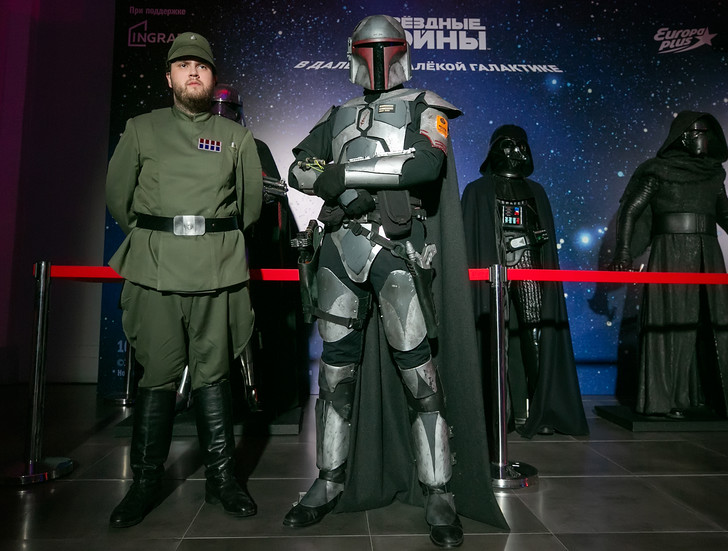 Фото №1 - May the Force be with you: «Европа Плюс» провела 24-часовой суперсеанс «Звездных Войн» для слушателей