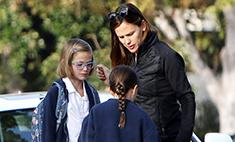 Дженнифер Гарнер запрещает детям социальные сети