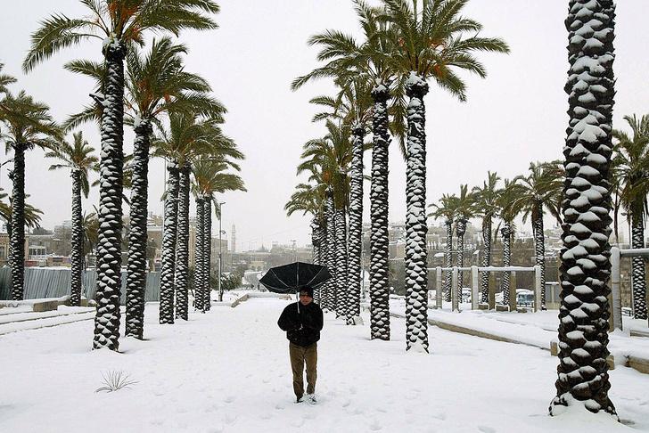Фото №1 - Синоптики: снегопады продлятся до начала июня