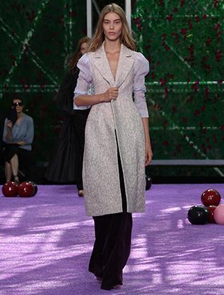 Фото №17 - Неделя Высокой моды в Париже: Dior Couture AW2015/16