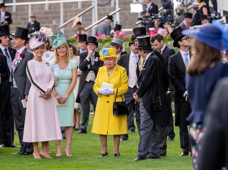 Фото №1 - Почему Елизавета II предпочитает яркие цвета в одежде