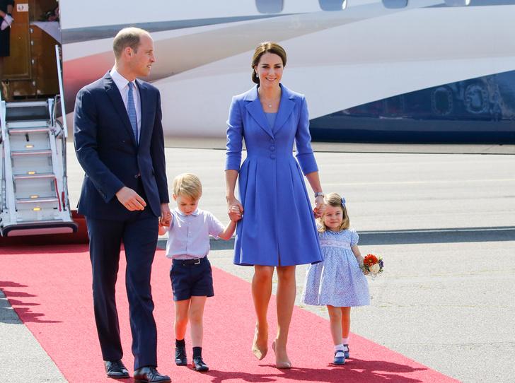 Фото №13 - Меган или Кейт: у кого первый год в королевской семье окажется легче (в итоге)