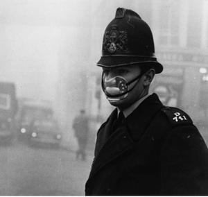 Фото №4 - История медицинской маски в картинках: от чумных докторов до наших дней