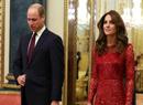 Красная королева: «роковая» Кейт и ее тайное модное послание Меган