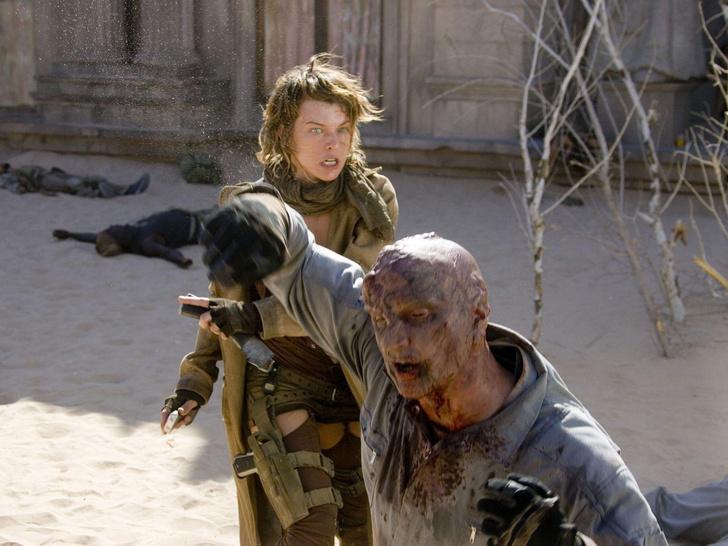 Фото №4 - «Обитель зла»: топ-10 самых крутых экранизаций видеоигры Resident Evil 👊