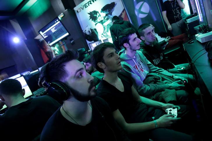 Фото №1 - Как видеоигры влияют на выбор профессии