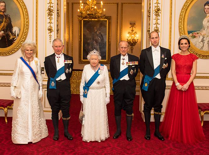 Фото №4 - Какое правило соблюдали Кейт и Уильям в начале отношений (но только когда гостили у принца Чарльза)