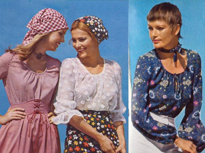 Фото №5 - 7 вещей, чтобы создать образ в стиле 70-х