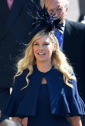 Фото №26 - Свадьба Меган Маркл и принца Гарри: как это было (видео, фото, комментарии)
