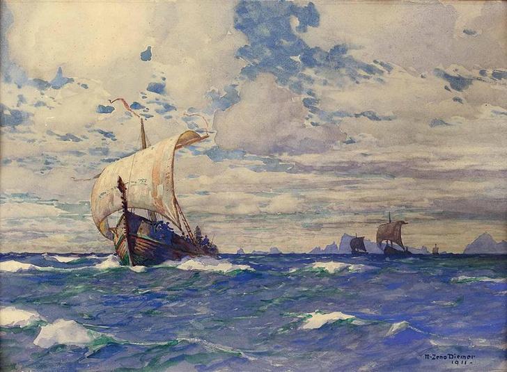 Фото №1 - Археологи нашли детали корабля викингов в Смоленской области