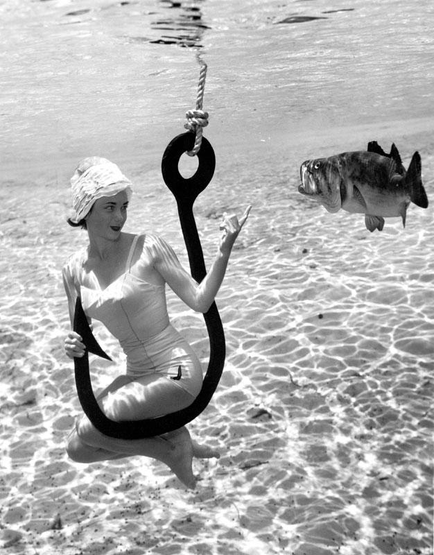 Фото №3 - В тихом омуте: история фантастических подводных фото Брюса Мозерта
